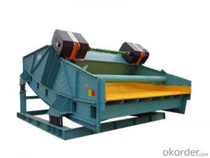 Good Supplier Mining Machinery Banana Shaped Vibrating Screen
