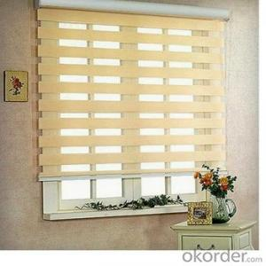 Solar Panel Blinds Motorised Roller New Year Decorative Vertical Blinds