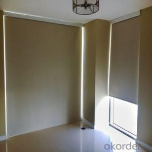 Waterproof Outdoor Blinds Door Glass Inserts Blinds