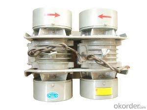 Reliable performance joint vibration motor