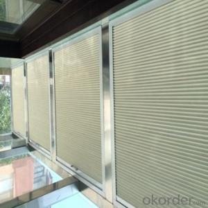 Bamboo Natural Wood Blinds for Living Room