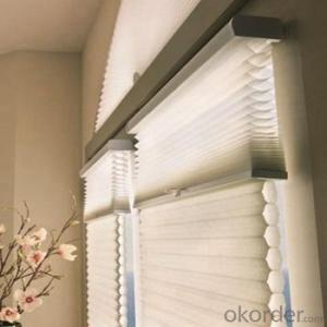 Bamboo Blind with Chinese Style Window Curtains