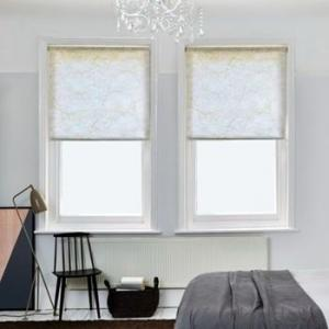 Roller Blind Korean Combi Shangri-La Blinds