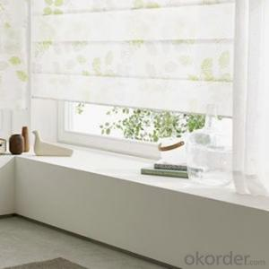 Wifi Motorized Roller Blind Matching Shower Curtains and Blinds