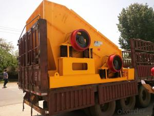 Mining Machinery Gold Screen Used in Ore Screening