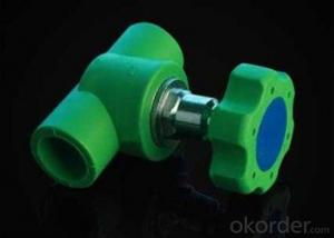 2019 Plastic Pipe Fittings for Water Supply Environmentally Friendly