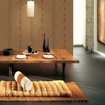 Plain Color Style Non - Woven Cloth Wallpaper is Suitable for Living Room and Bedroom.