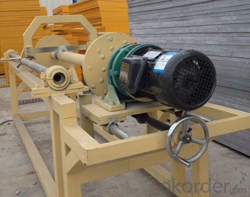 FRP Hydraulic Pipe Winding Machine on Production Equipment Supplier