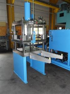 Continuous Hydraulic FRP Filament Winding Machine for Drainage Pipe