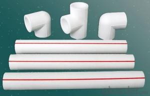 Plastic ppr pipe with high quality  and  low cost
