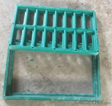 OEM ductile iron manhole covers with superior quality made in China