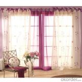 Fancy Curtains for Manufacture Home and Hotel Project