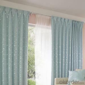 Zebra curtains polyester with good price for window