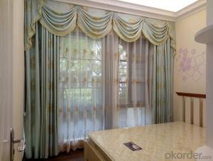 Printing curtains customed for living room