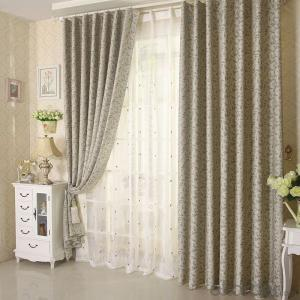 Automatic curtains with remote control for window
