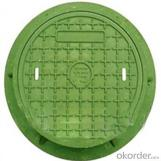 Heavy Duty Ductile Iron Manhole Cover with Different Standards