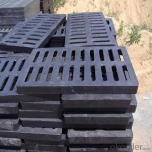 Construction and Industry Used Ductile Iron Manhole Cover B125