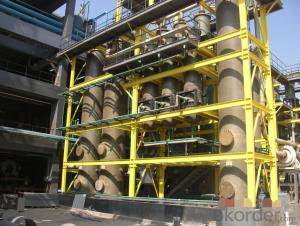 CNBM Tons of  Potassium Sulfate (SOP) Project made in China