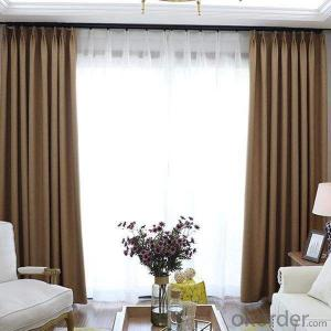 Modern Style Curtain for Living Room and Bedroom