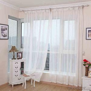 Wholesale Curtain witn 100% Polyester Drapery Window Fabric