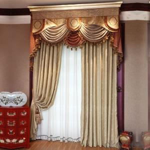 luxury curtains for hotel window with latest designs