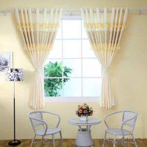 Customed Curtains with Ordered Colorful for Window