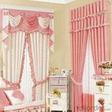 Curtain with Low Price for Interior Home Decoration