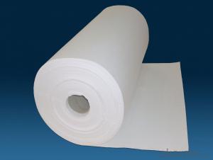 high temperature resistance bio-soluble ceramic fiber paper