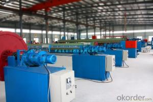 FRP Horizontal Tank Winding Equipment with low price and high quality