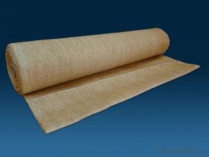 fiberglass cloth with vermiculite coated