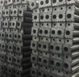 GASS Lightweight Aluminum Slab Formwork  Unique Locking Ledger Frames for Building