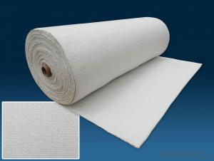 high temperature resistance silica chopped fiber cloth