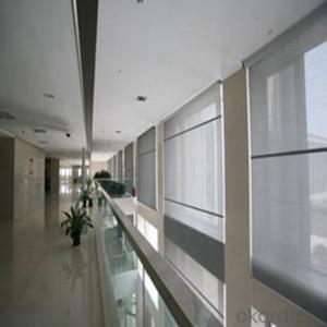 Industrial Heat Roller Resistant Blinds Shades