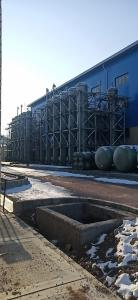CNBM Tons of  Potassium Sulfate (SOP) Project equipments in project