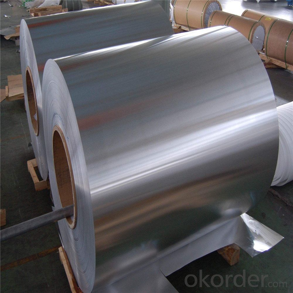 1050/1100/1070 1060 Aluminum Coil with Good Price and Quality