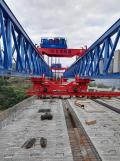Bridge girder erection machine/Launching gantry/Lunching girder