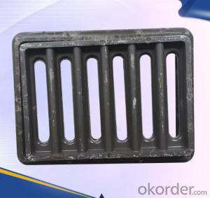 Ductile Iron Manhole Cover for D400 C250 Mining's Systerm with OEM Service