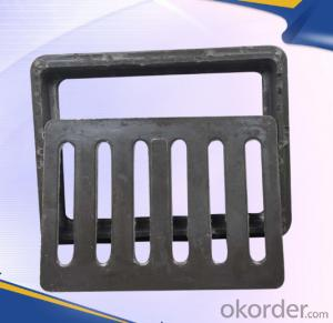 New design ductile iron manhole cover for miining made in Hebei Province