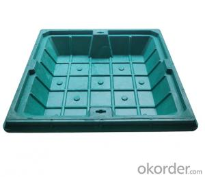 Ductile Iron Manhole Covers With EN124 Standard Made by Professional suppliers in China