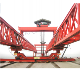 CNBM- low price & excellent performance launching gantry crane is widely used in highway and railway