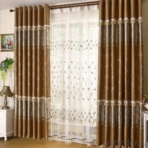 curtain from china cortinas rideaux with fashion design