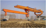 CNBM Pre-casted segmental assembly Launching Gantry for highway and railway