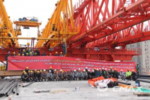 CNBM- Bridge Girder Launching Gantry Truss Girder for Bridge Construction hot sale