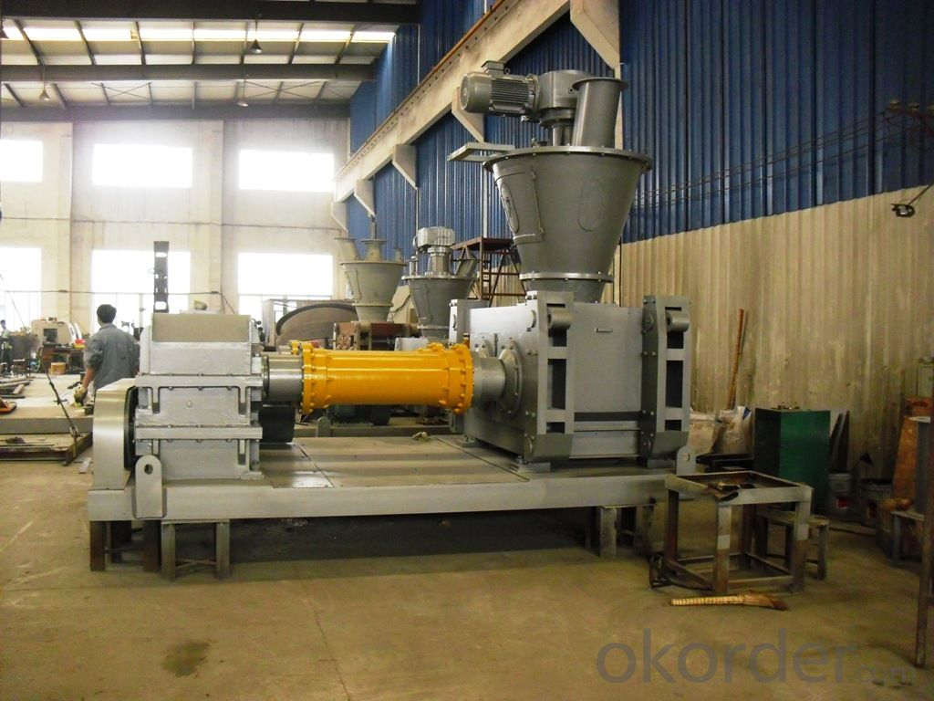 Chemical SG Series Dry Rolling Granulation Machine