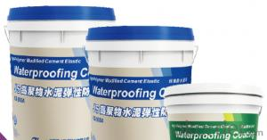 Aquaflex KS-988A   JS High Polymer Modified Cement Elastic Waterproof Coating