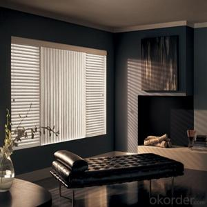 Waterproof Stick Window Sheer Outdoor Blinds
