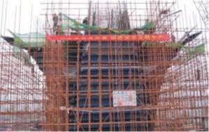 Construction Climb Mold Steel Formwork with high quality and competitive price