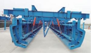 Construction Slab U type concrete precast Beam shape Steel Formwork
