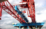 CNBM 500T Launching Gantry for Railway Bridge