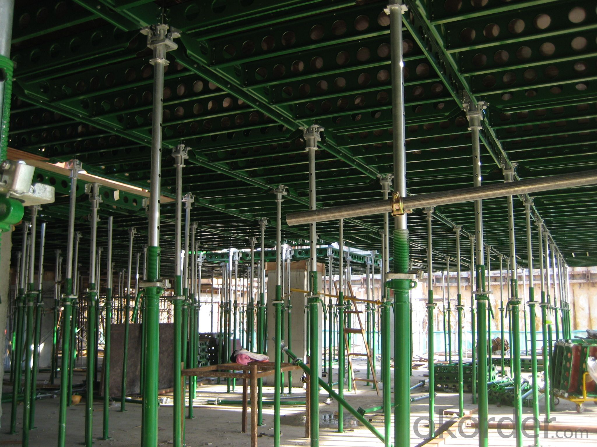 Green Formwork-Table Style Early Stripping Formwork System